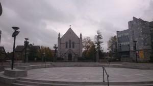 Vielfalt irischer Architektur