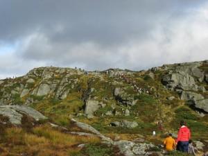 Fjell-Landschaft